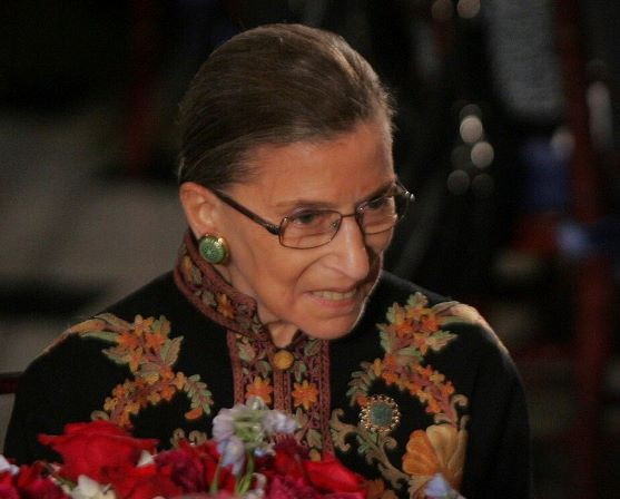 Rock of Righteousness Ruth Bader Ginsburg