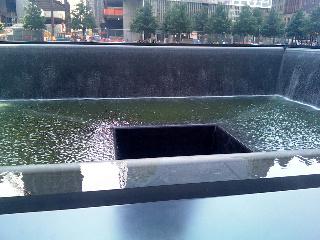9-11 New York City Memorial