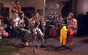 Beatles global broadcast of All You Need Is Love