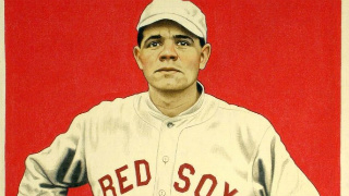 Babe Ruth debuted as a pitcher for the Boston Red Sox