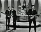 The Beatles debut on Ed Sullivan, February 9, 1964