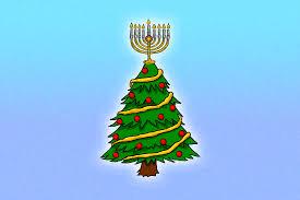 Hanukkah and Christmas Together Again