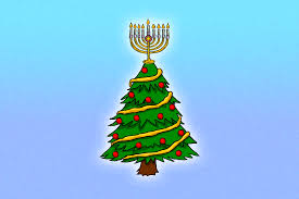 Hanukkah and Christmas Together Again