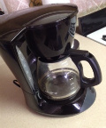 meaningful home object - coffee maker