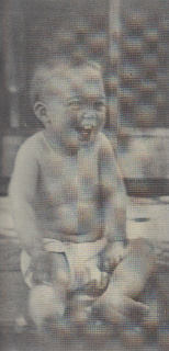 Father as a young boy