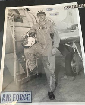 Dad -Tom Gilbert - Red Baron
