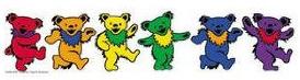 dancing bears - owsley stanley post