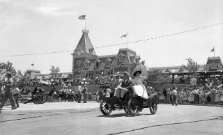 Disneyland theme park opens 60 years ago