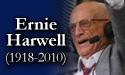 Legendary baseball broadcaster Ernie Harwell
