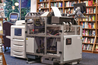 Expresso Book Machine for self publishing