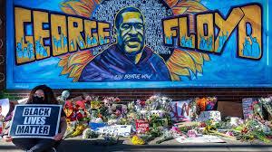 George Floyd murder