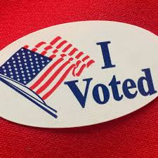 Election Day - I voted