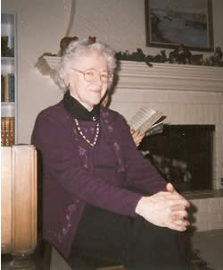 My Mother, Jeanne Gilbert