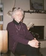 My Mom, Jeanne Gilbert