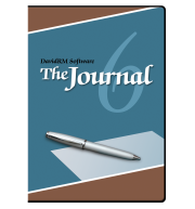 The Journal from David RM Software