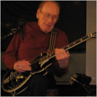 Les Paul - guitar legend and innovator