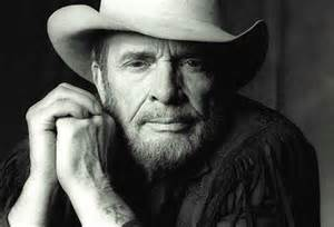 Merle Haggard, country songwriter and music legend