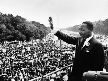 Martin Luther King, Jr. and March on Washington