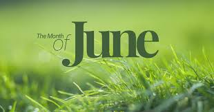 Month of June