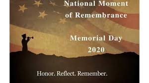 National Moment on Remembrance Taps