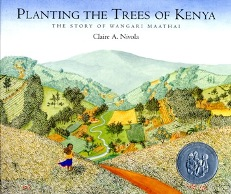 Planting the Trees of Kenya - Children's Book award