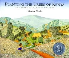 Planting the Trees of Kenya - Children's Book award