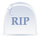 rest in peace - digital online grieving