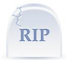 rest in peace - digital online grieving
