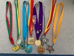 Running Medals