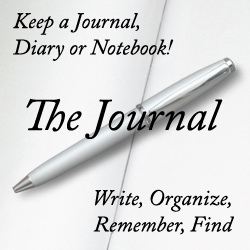 The Journal Software - keep a notebook, diary and much more