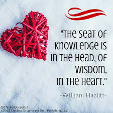 wisdom in the heart
