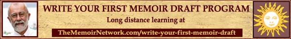 The Memoir Network Write Your First Draft Program