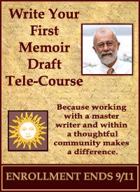 Write Your First Memoir Course