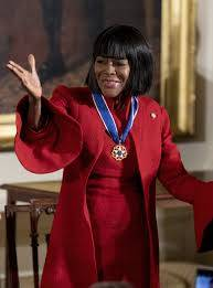 The impressive Cicely Tyson