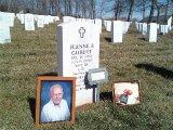 Dad's gravesite