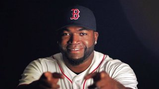 Boston Red Sox retired David Ortiz 34