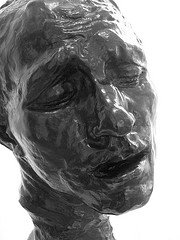 Monumental Head of Pierre de Wissant 2 from Flickr creative common license