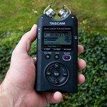 Tascam DR-40 digital recorder