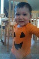 Jacob Halloween Pumpkin