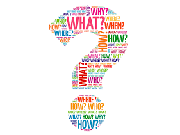 Questions guide our learning