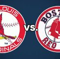 Red Sox and Cardinals in World Series