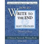 Writing to the End Memoir writing help ebook